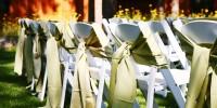 FivePine Wedding Chairs