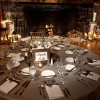 Central Event Rentals Linen Table