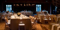 Central Event Rentals Tables Sunriver Resort