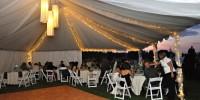 Evening Wedding Cascade Photography