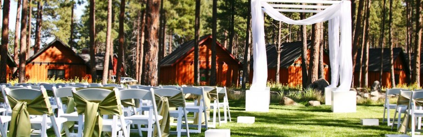 FivePine Wedding