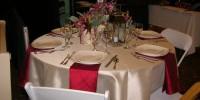 Indoor Wedding Linens