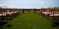 Outdoor Ceremony Chiavari Chairs