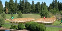Outdoor Wedding Chiavari Chairs
