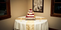 Cake Table: Benjamin Edwards Photography