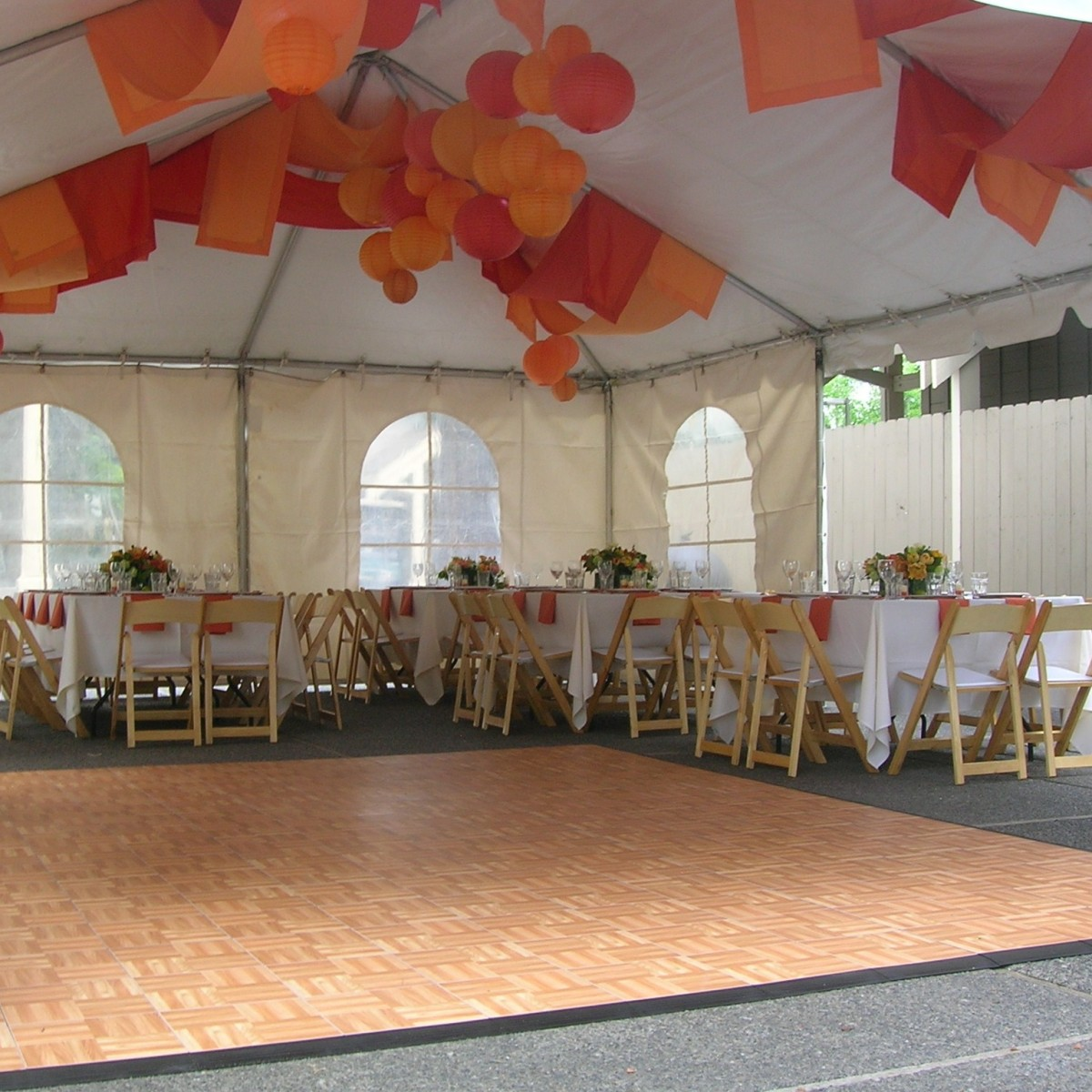 Event Rentals Bend Oregon | Central Event Rentals – Serving all of ...