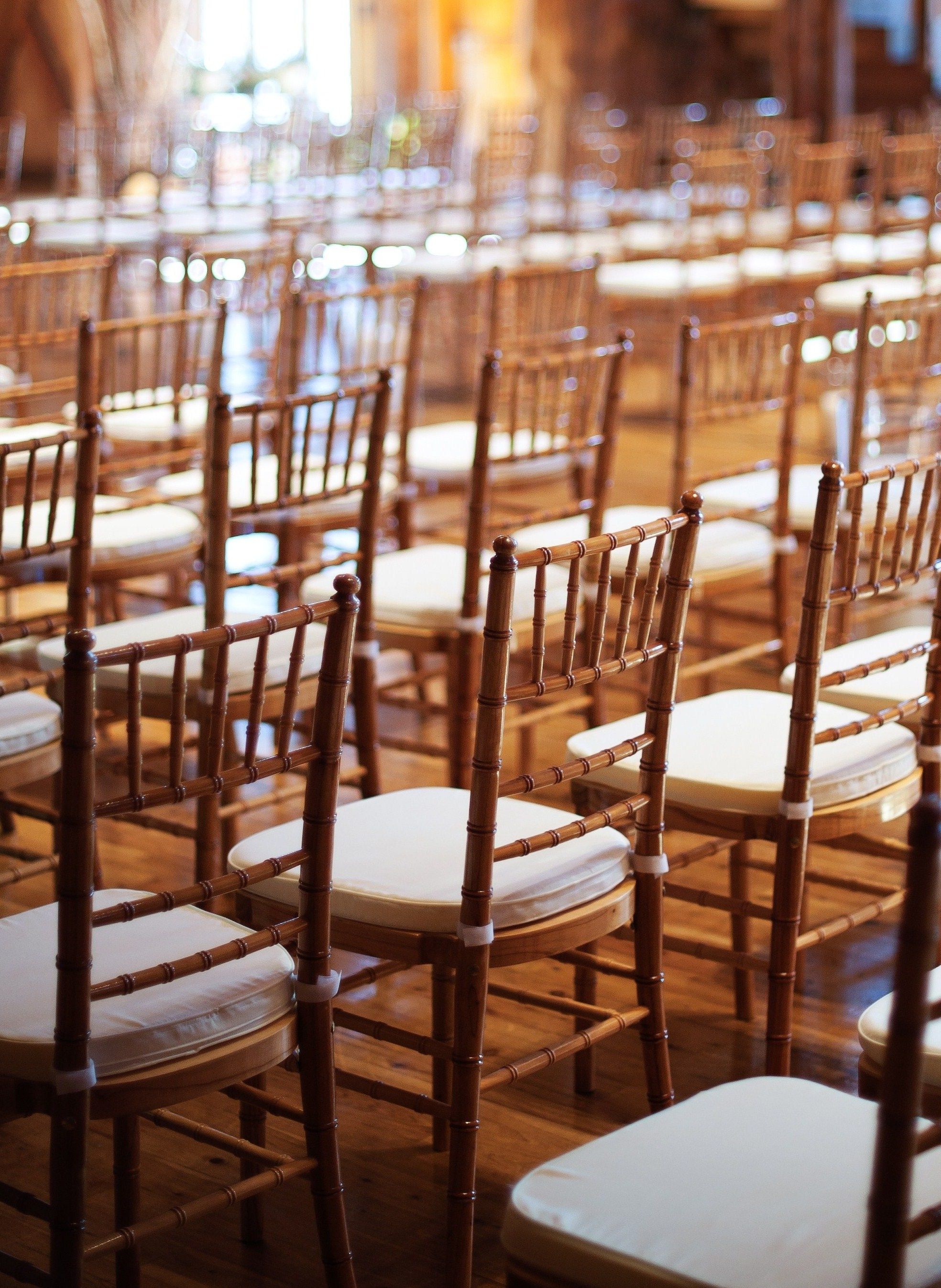 Beau Natural Wood Chiavari Chair
